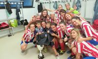 #Femminile: campionesse Aics I Divisione A