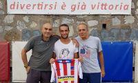 #Prima: nuovo acquisto Jacopo Vignolo
