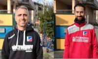 #Leva2005: Scellato ed Albano si presentano