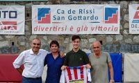 #Prima: nuovo acquisto Alessandro Mai