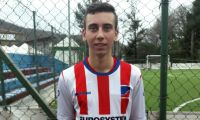 Prima Panchina in #prima per Alessio Mangiatordi #leva2002