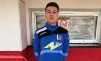 Prima Panchina in #prima per Giulio Corazza #leva2001